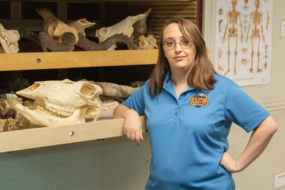 Skulls Staff Spotlight: Behind the Bones with Kathryne