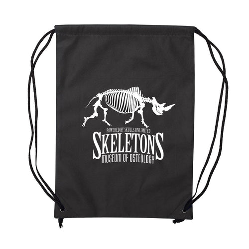 Black Cinch Bag