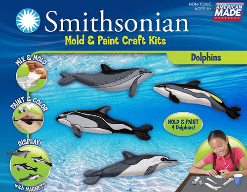 Smithsonian Mold and Paint Craft Kits