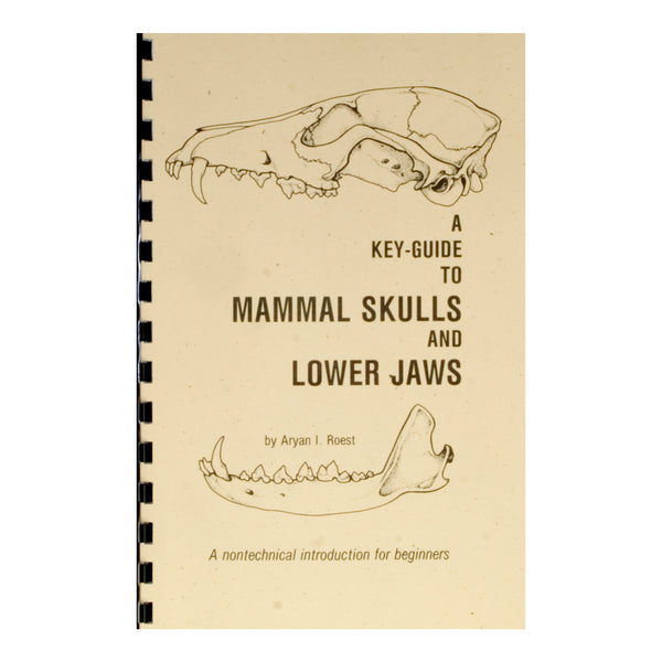 A Key Guide To Mammal and Lower Jaws Book