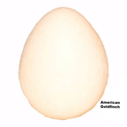 Replica American Goldfinch Egg (17mm)