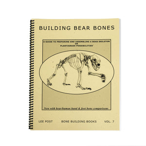 Building Bear Bones Book (Vol. 7)