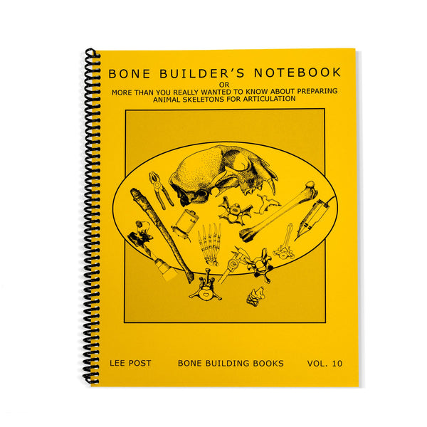 Bone Builder's Notebook