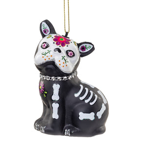 Day of The Dead Pet Ornament