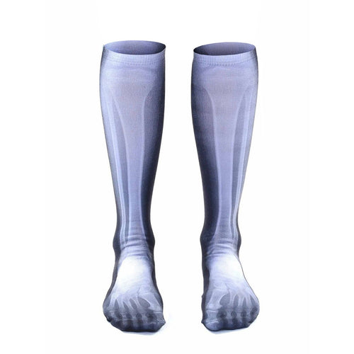 Novelty X-Ray Socks