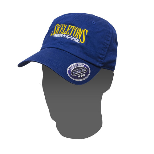Skeleton: Museum Of Osteology Hat (Blue)