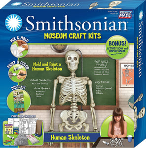 Smithsonian Museum Craft Kits