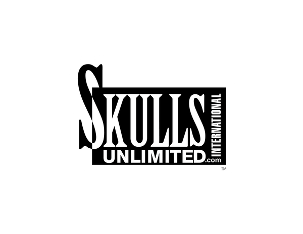 Skulls Unlimited International Sticker
