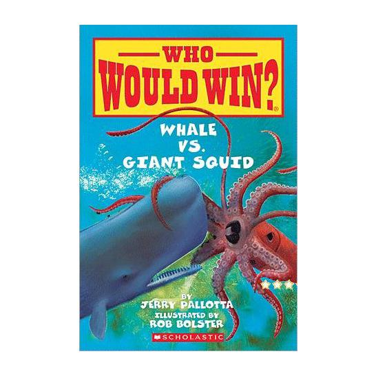 """Who Would Win?..."" Book Series by Jerry Pallotta"