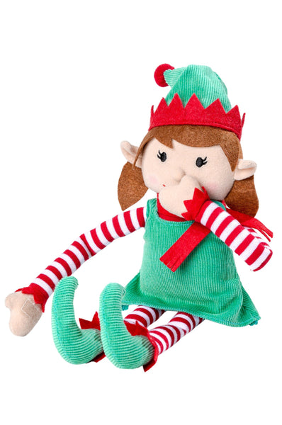 An Elf for Christmas Girl Toy Only