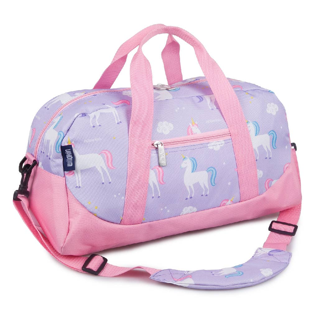 Wildkin - Unicorn Overnighter Duffel Bag
