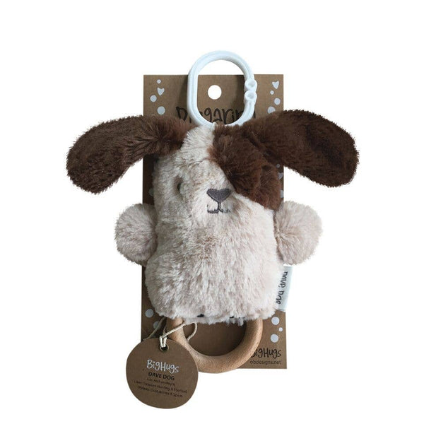 OBDesigns - Dave Dog Beige Dingaring