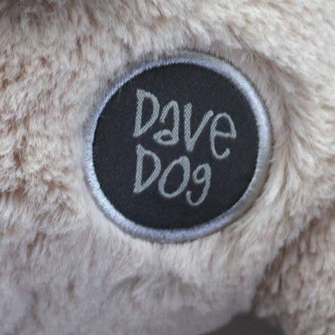 OBDesigns - Dave Dog Beige Huggie