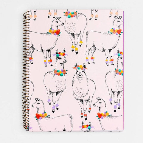 Paper Source Wholesale - Llama Spiral Notebook