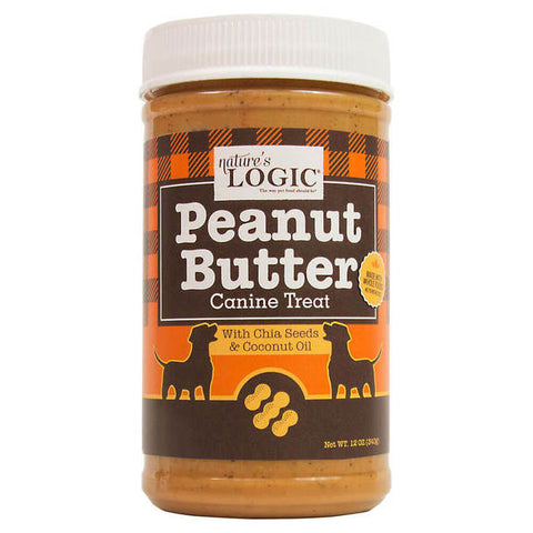 Nature's Logic Peanut Butter Treat Spread