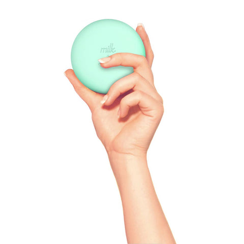 MILK+SASS - MILK+SASS Macaron For Hair Travel Hair brush Mint Raspberry