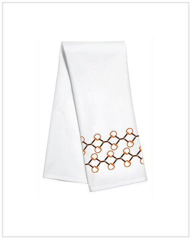 Toss Designs - Kitchen Towels: Snaffle Bits