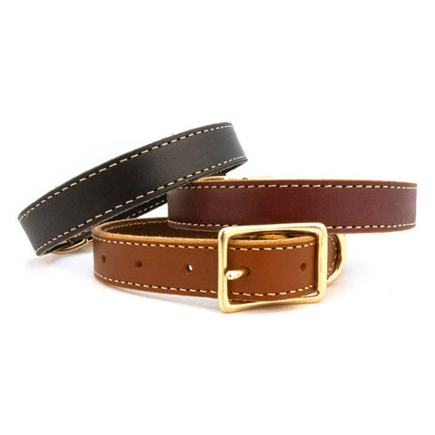 Auburn Leathercrafters - Lake Country Stitched Collar