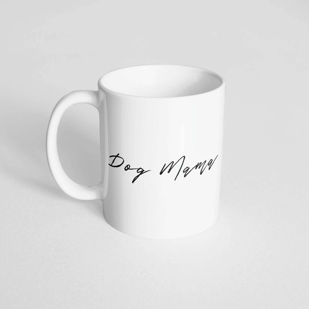 The Dapper Paw - Simple Dog Mama Mug
