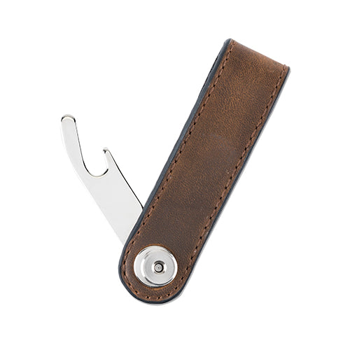 Foster & Rye - Leather Key Holder Bottle Opener
