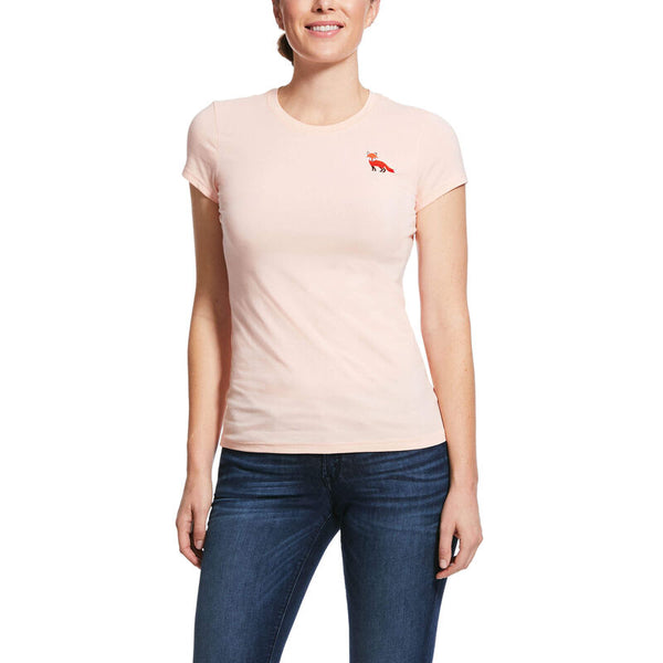 Ariat® Embroided SS Tshirt