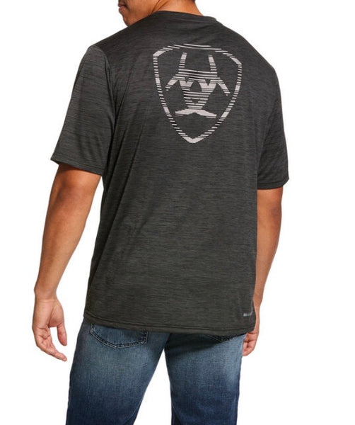 Ariat® Charger Logo SS T-Shirt