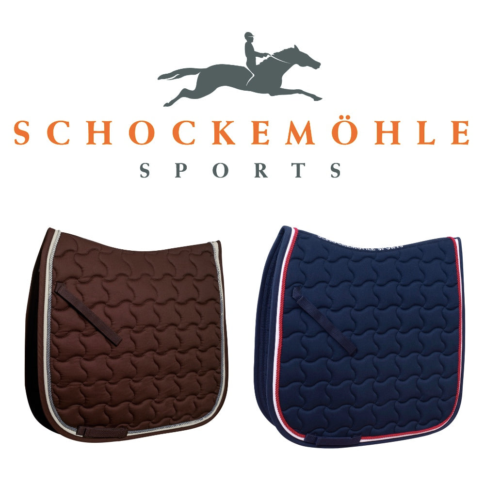 Schockemohle Power D Saddle Pad