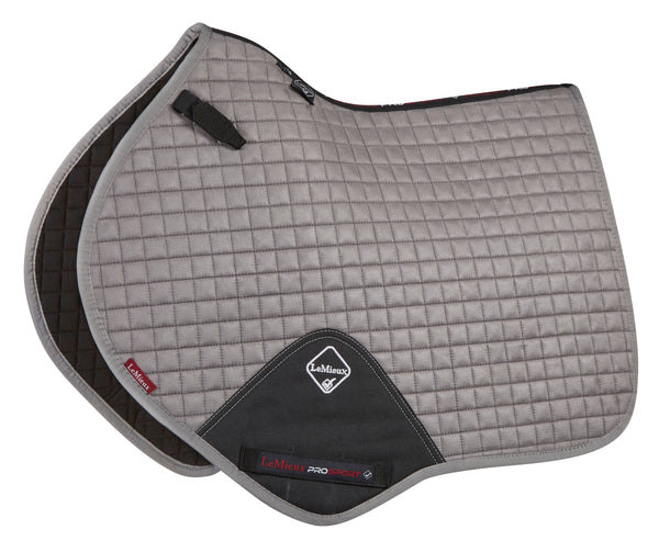 LeMieux Close Contact Suede Square Pad