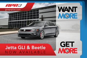 APR+ for Jetta GLI and Beetle now available