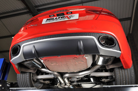 Milltek Exhaust Systems – Roc-Euro