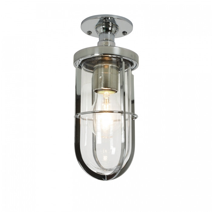 Weatherproof Ship's Well Glass Ceiling Light 7204 - Original BTC Australia