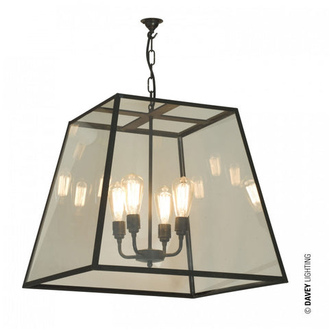 Extra Large Quad Pendant Light 7636 - Original BTC Australia
