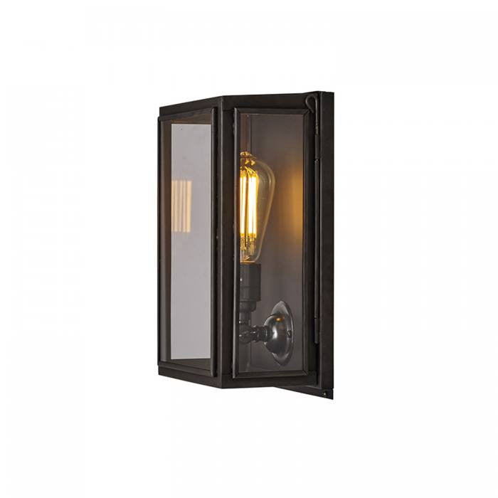 Small Box Wall Light 7641 (Externally Glazed) - Original BTC Australia