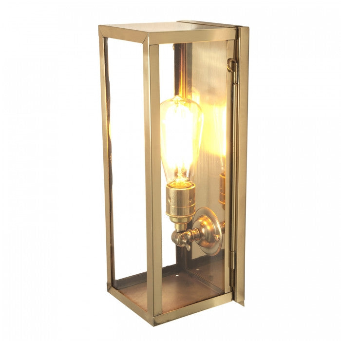 Narrow Box Wall Light 7650 (Internally Glazed) - Original BTC Australia