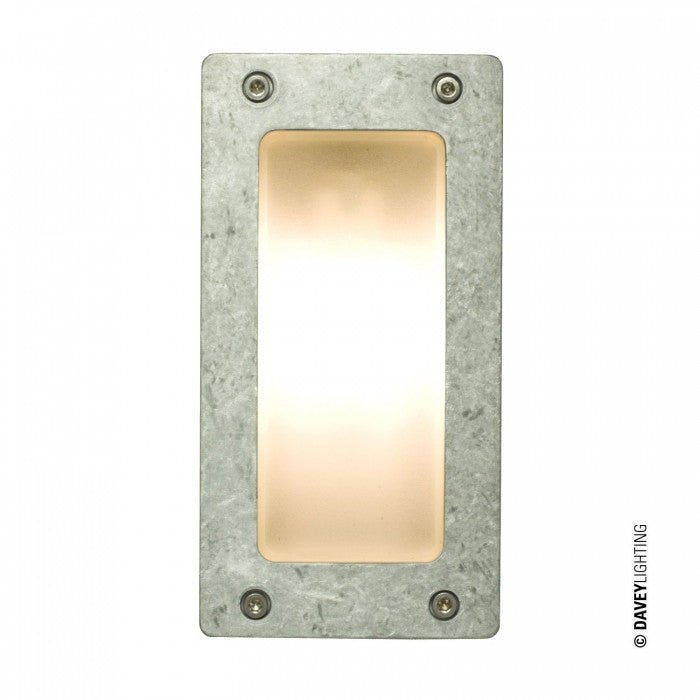 Wall/Ceiling Light Rectangular 8595 - Original BTC Australia