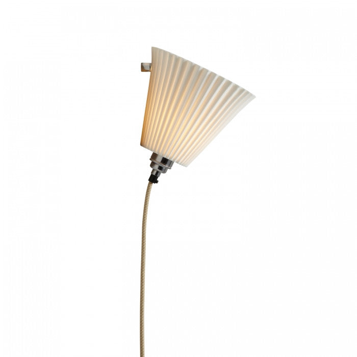 Portable Large Pleat Wall Light - Original BTC Australia