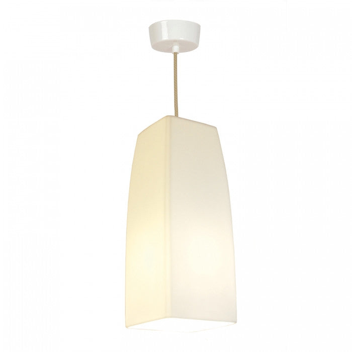 Large Square Pendant Light - Original BTC Australia
