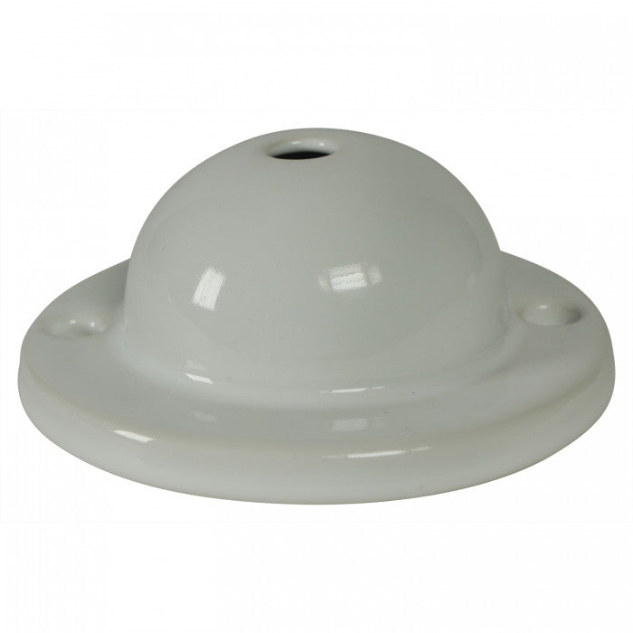 Domed Ceramic Ceiling Rose - Original BTC Australia