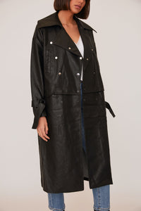 Jamie Convertible Trench