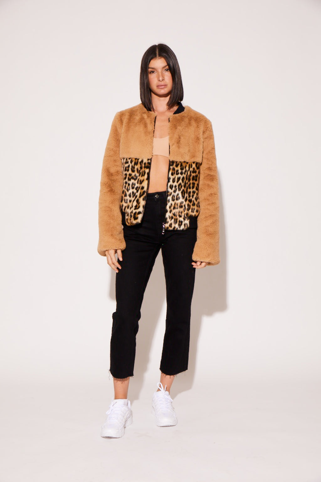 shaci-colorblock-faux-fur-bomber-jacket-beige-leo