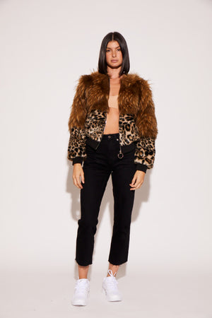 shaci-colorblock-faux-fur-bomber-jacket-brown-leo