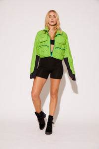 shaci-lime-green-cropped-combat-jacket