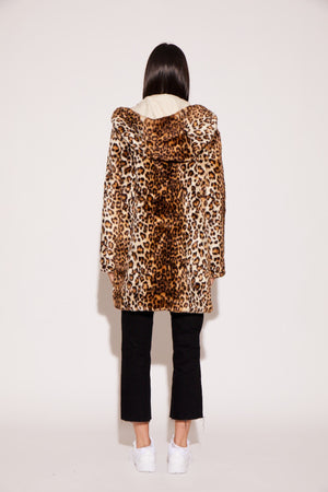 shaci leo long coat