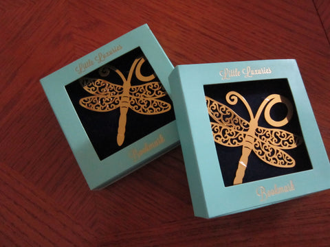 Dragonfly Bookmarks (4 left)