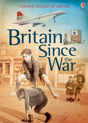 Britain since the War Topical Books