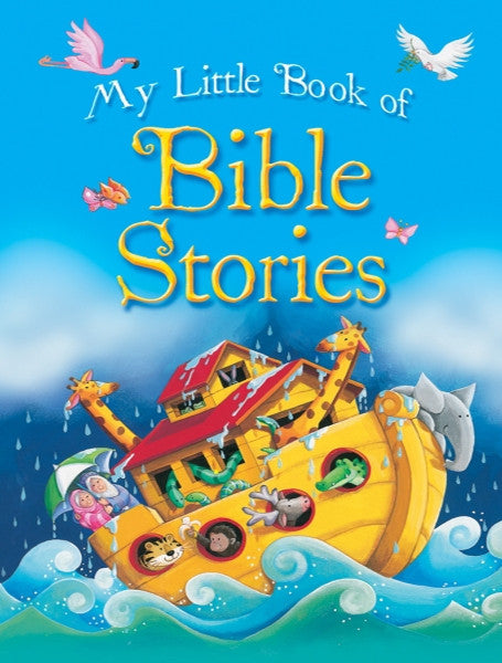 My Little Book of Bible Stories 9780709719212