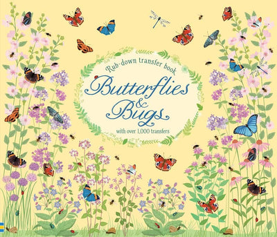 Butterflies and bugs. Topical Books