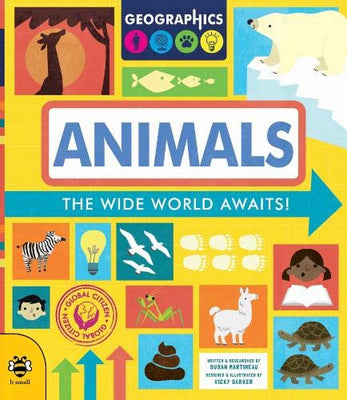 Animals (GEOGRAPHICS) Paperback – 1 Feb 2019