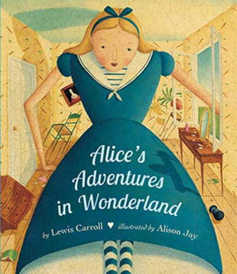 Alice in Wonderland Hardcover. www.topicalbooks.com