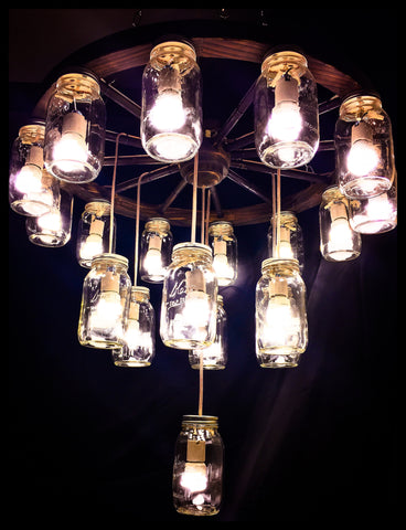 Special Event Rustic Chandelier Rentals-Country Weddings & Events ...